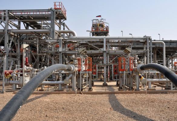 بهینه سازی و نوسازی سیستم فراورش نفت و گاز میدان نفت سفید
