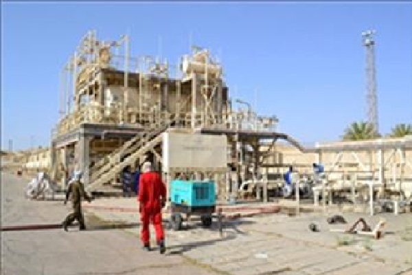 انجام عملیات ساختمانی نصب و تست و راه اندازی برقرسانی به ایستگاه تقویت فشار نار