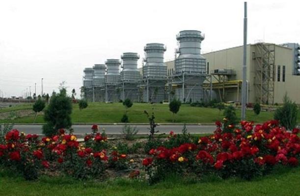 نیروگاه ۱۵۹×۶ مگاواتی فردوسی