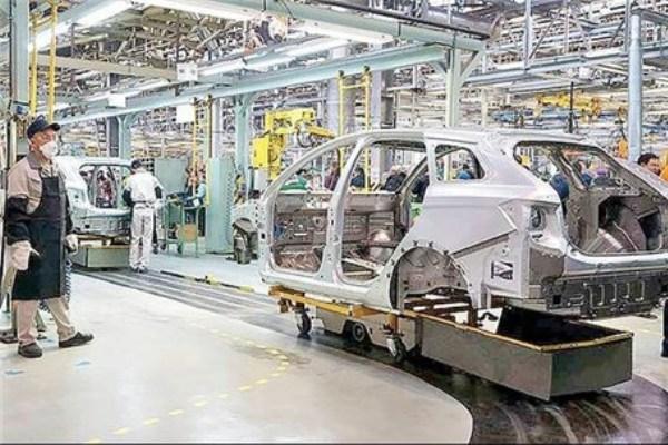تجهیزات شبکه توزیع برق در فاز ۲ سالن چهارL90 ایران خودرو